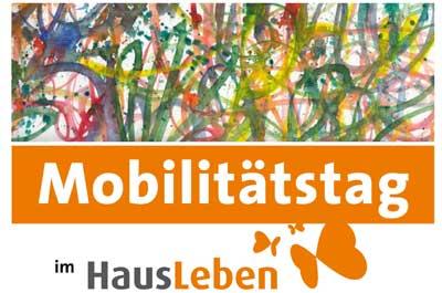 Mobilitätstag im HausLeben