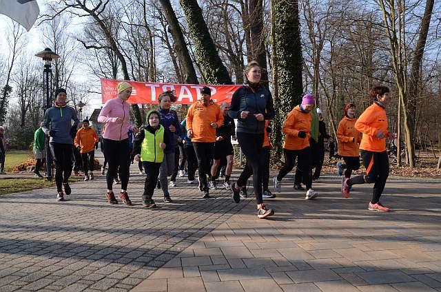 Frühlingslauf bringt wieder 1000 Euro für HausLeben